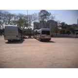 contratar van transporte de passageiros São Mateus
