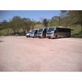 contratar vans de transporte executivo Alto de Pinheiros