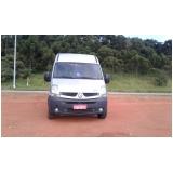 empresa de aluguel de vans para viajar Glicério