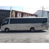 empresa de fretamento ônibus Jurubatuba