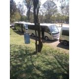empresa de micro-ônibus 31 lugares República