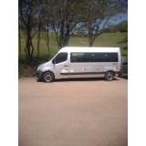 empresa de micro-ônibus de transporte Jardim São Paulo