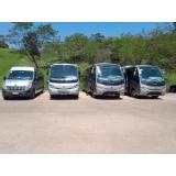empresa de micro-ônibus rodoviário Pedreira