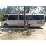 empresa de ônibus 48 lugares Cidade Ademar
