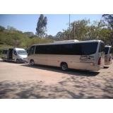 empresa de ônibus de excursão executiva Jaguaré
