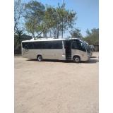 empresa de ônibus de fretes Ponte Rasa