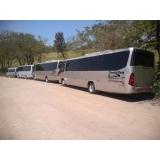 empresa de ônibus de viagens Rio Pequeno