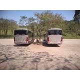 empresa de ônibus para viagens Centro