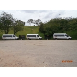 empresa de transporte com vans Cupecê