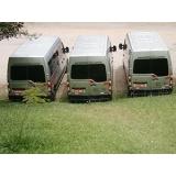 empresa de transporte corporativo em sp Santana