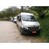 empresa de transportes com vans Santa Efigênia