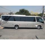 empresa de turismo ônibus Ponte Rasa
