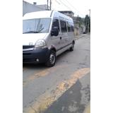 empresa de van para alugar para viagem Aricanduva