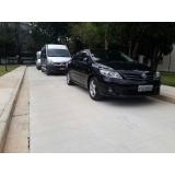 empresa de vans com motorista para viagem Vila Gustavo