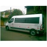 locação de vans e carros executivos Cidade Dutra