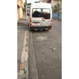 locação de vans para excursão em sp Bixiga