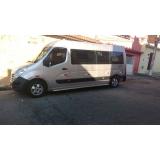 locação de vans para transporte em sp Jabaquara