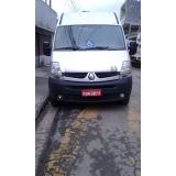 locação de vans para transporte Guaianases