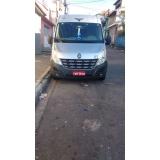 locações de vans para transportes Campo Belo