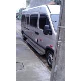 locadora de vans para viagem em sp Cidade Tiradentes