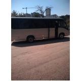 micro-ônibus executivo de luxo