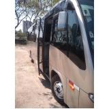 micro-ônibus executivo de luxo Capão Redondo