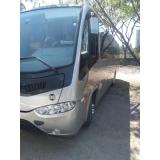 micro-ônibus fretado