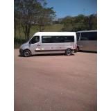 micro-ônibus locação Limão