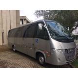 micro-ônibus para excursão escolar preço Água Branca