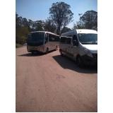 micro-ônibus para excursão Belém