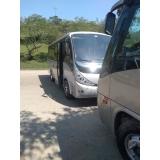 micro-ônibus particular Santa Efigênia