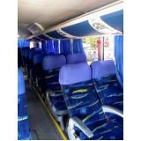 micro-ônibus turismo Água Rasa