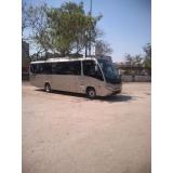 onde contratar ônibus de passeio Cidade Dutra