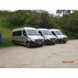 onde encontrar empresa de transporte com vans Jaguaré