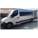 onde encontrar transporte de van para formatura Pacaembu