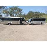 onde faz transporte de executivos ônibus Santa Cecília