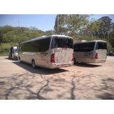 onde faz transporte executivo ônibus Tremembé