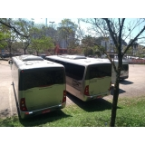 onde faz transportes executivos com vans Jockey Club