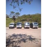 onde faz transportes executivos em vans Lapa