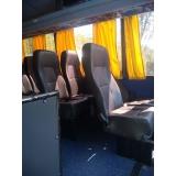 ônibus de excursão Vila Buarque