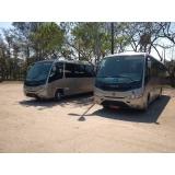 ônibus de passeios Jurubatuba