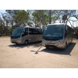 ônibus de passeios Campo Belo