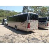 ônibus de viagem Pacaembu