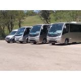 ônibus executivo particular Santa Efigênia