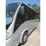 ônibus de viagem executivo