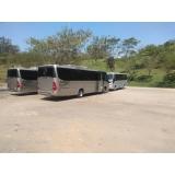 ônibus para excursão passeio