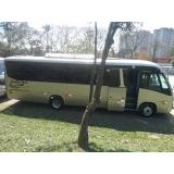 ônibus para excursão executiva