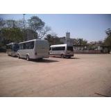 ônibus para excursão escolar