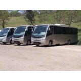 ônibus para turismo Santo Amaro