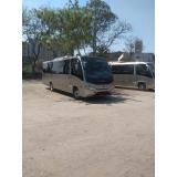 ônibus de viagem turismo